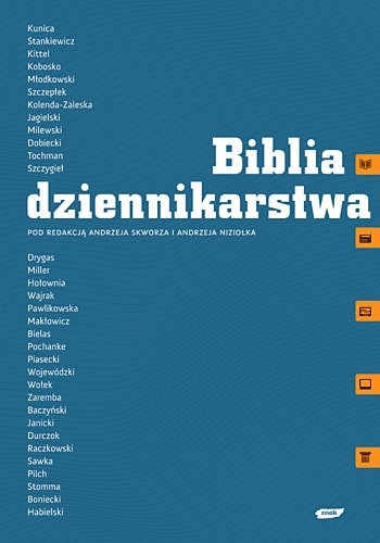 Biblia dziennikarstwa