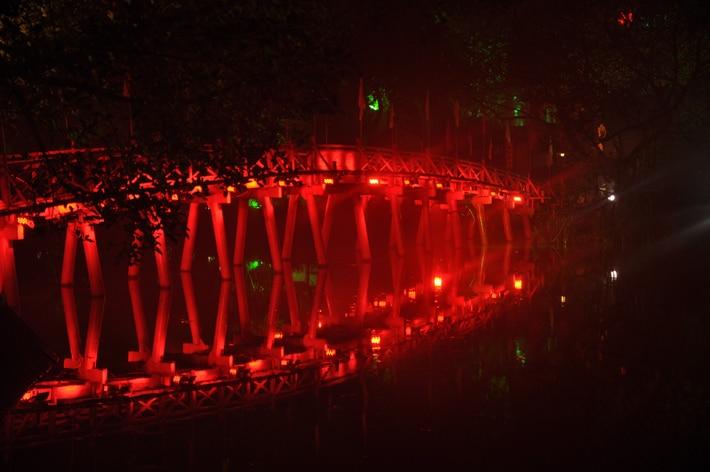 Huc Bridge