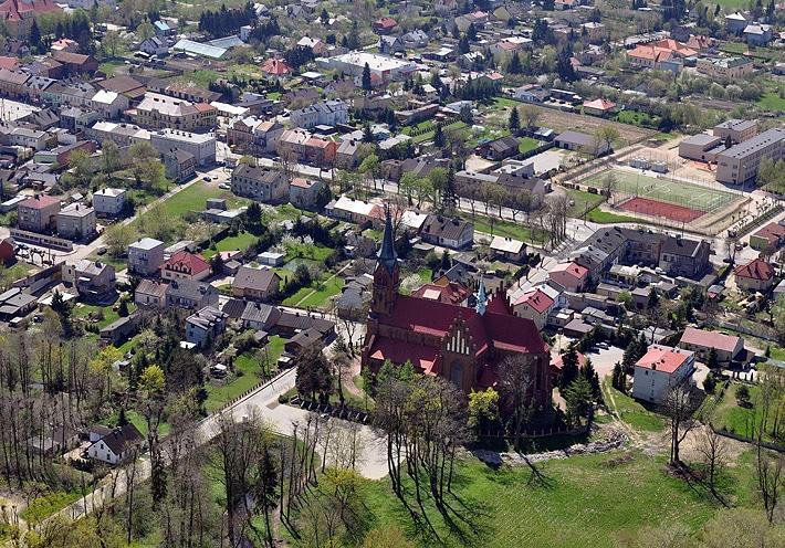 Kościół Śwl Wojciecha w Nasielsku