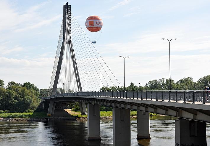 Balon Orange G-CHGC