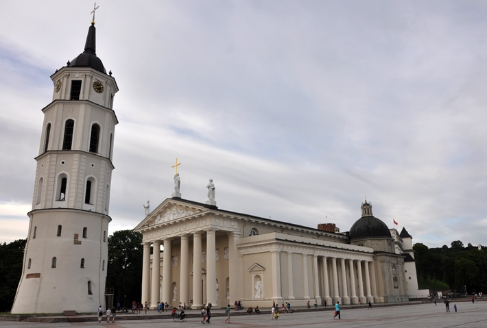 Bazylika archikatedralna św. Stanisława Biskupa i św. Władysława w Wilnie
