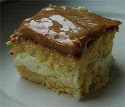 Przepis na ciasto z karmelem