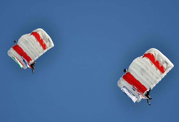 Desant spadochroniarzy