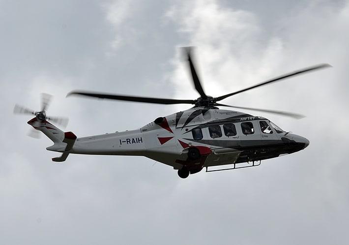 AgustaWestland AW-189