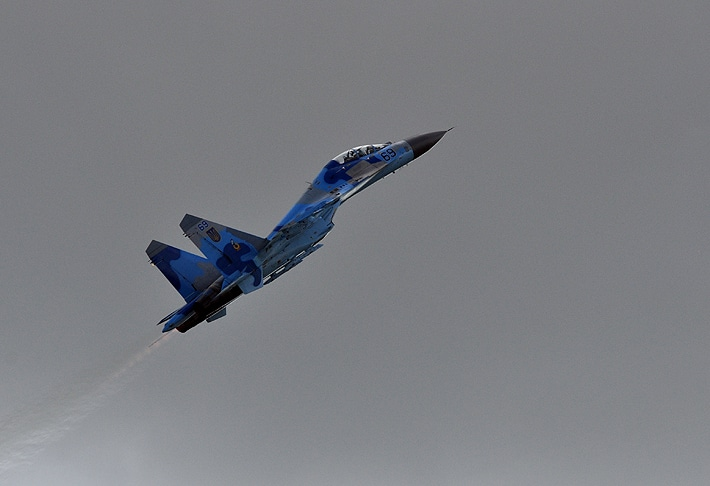 Sukhoi Su-27 - Ukrainian Air Force