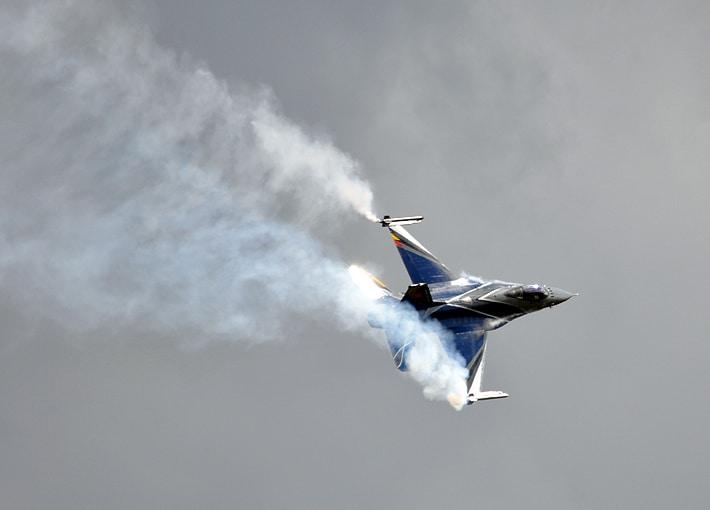 F-16 z Belgii