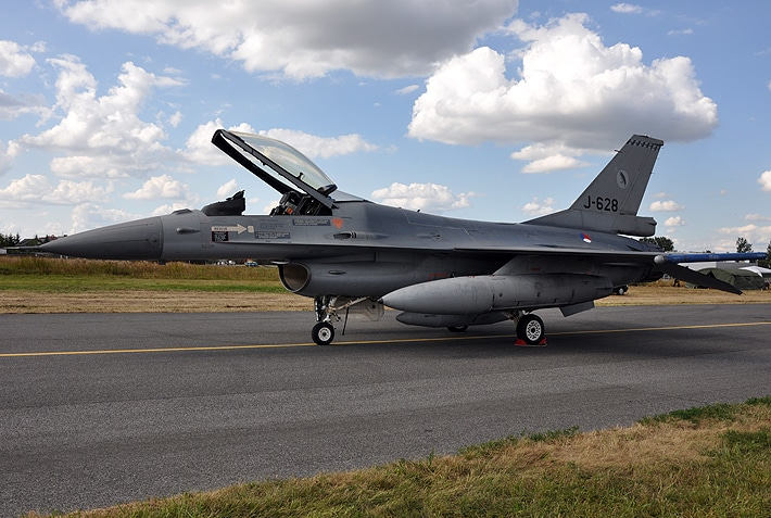 Holenderski F-16A Block 15D