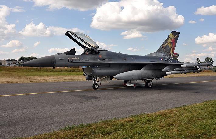 F-16A Block 15AE