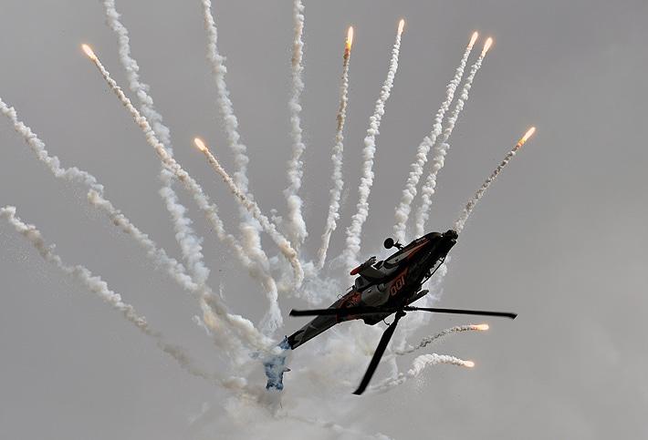 Boeing AH-64 D Apache