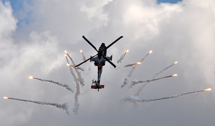 AH-64 D Apache Q-17