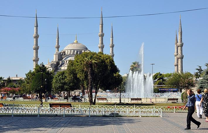 Meczet Sułtana Ahmeda
