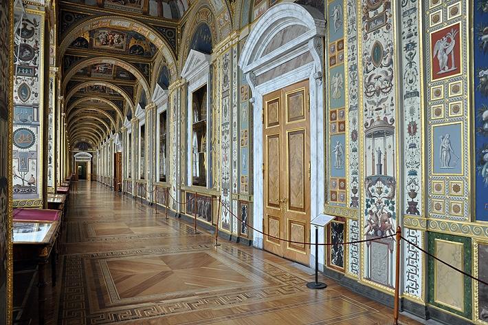 Korytaże Ermitażu