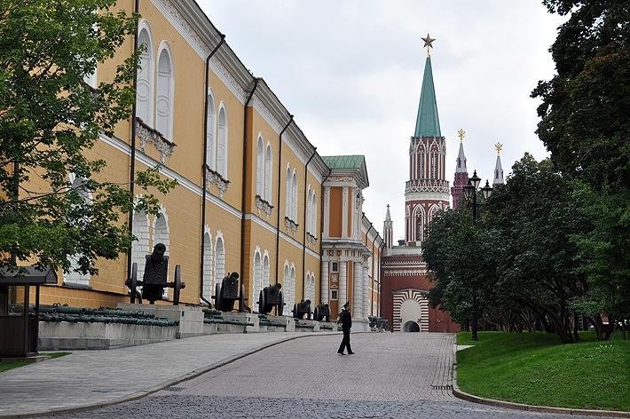 Kreml - Arsenał