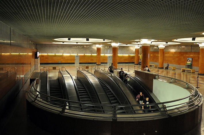 Stacja metra Park Pobiedy