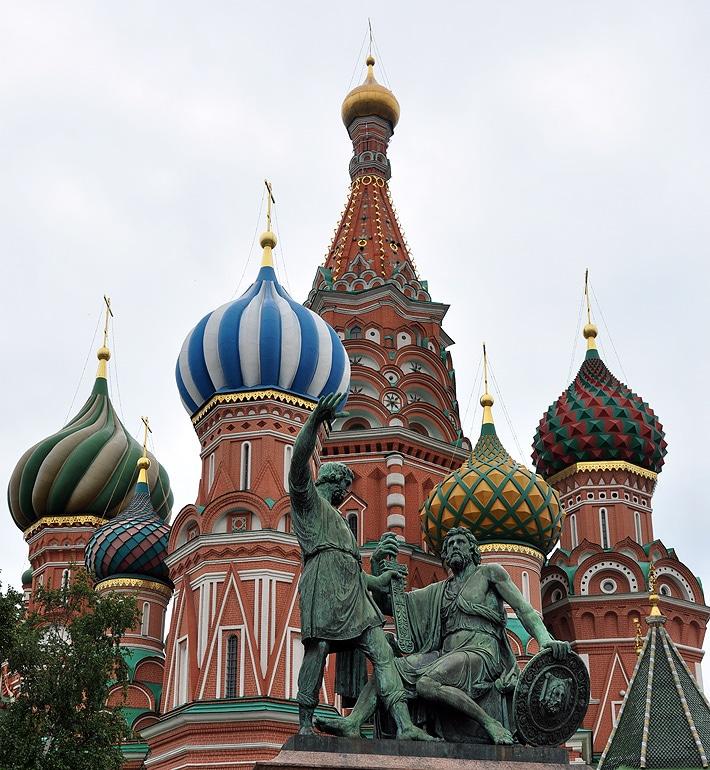 Pominik Kuźmy Minina i Dmitrija Pożarskiego