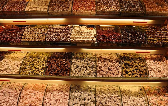 Tureckie słodkości