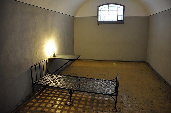 Więzienie w Twierdzy Pietropawłowskiej