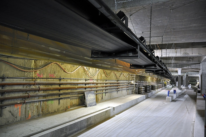 Tunel II linii metra