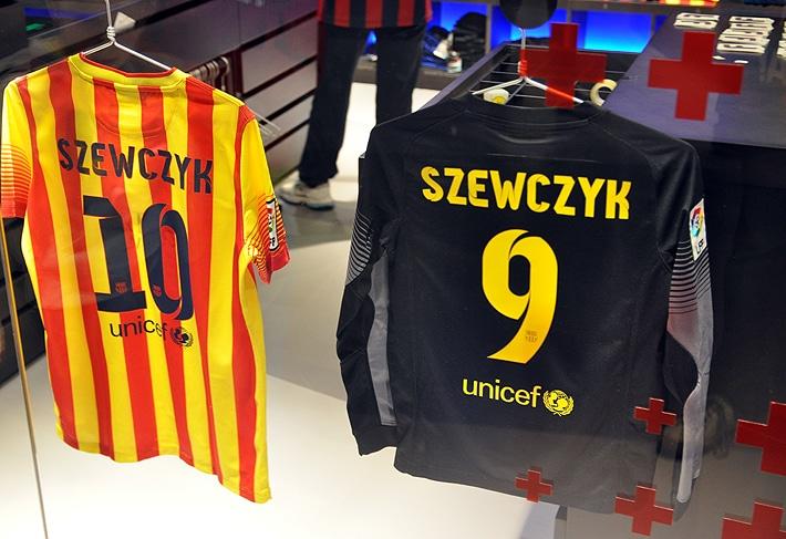 Koszulki FC Barcelona