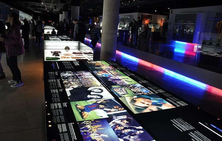 Muzeum Camp Nou