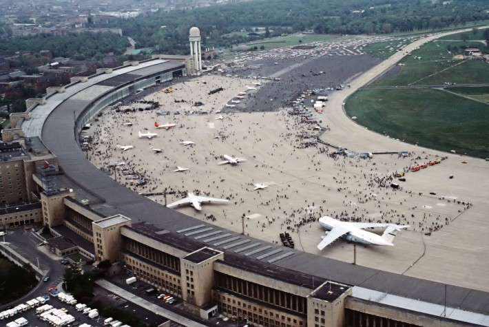 FlughafenBerlinTempelhof1984