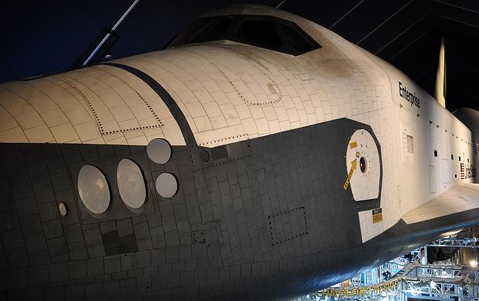 Prom kosmiczny Enterprise