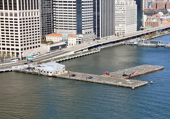 Downtown Manhattan Heliport