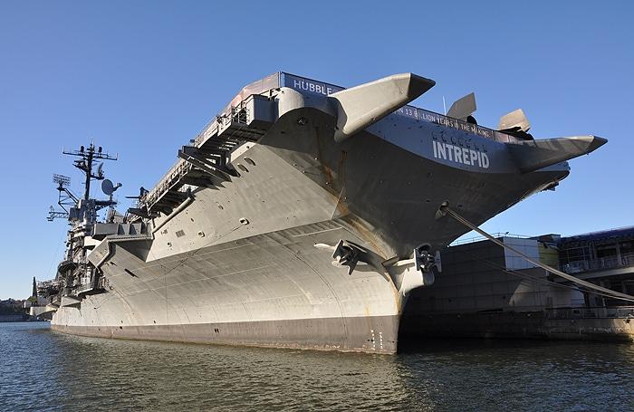 Lotniskowiec USS Interpid