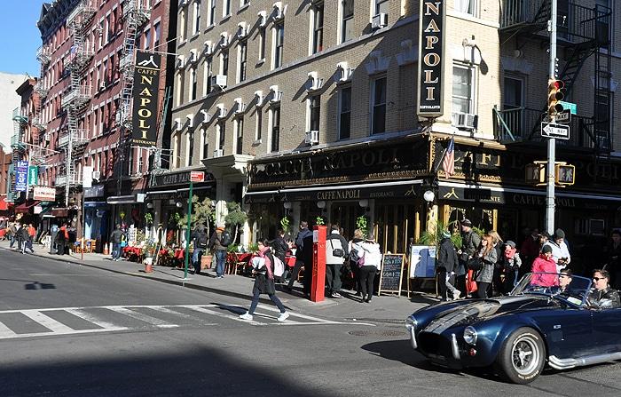 Little Italy w Nowym Jorku