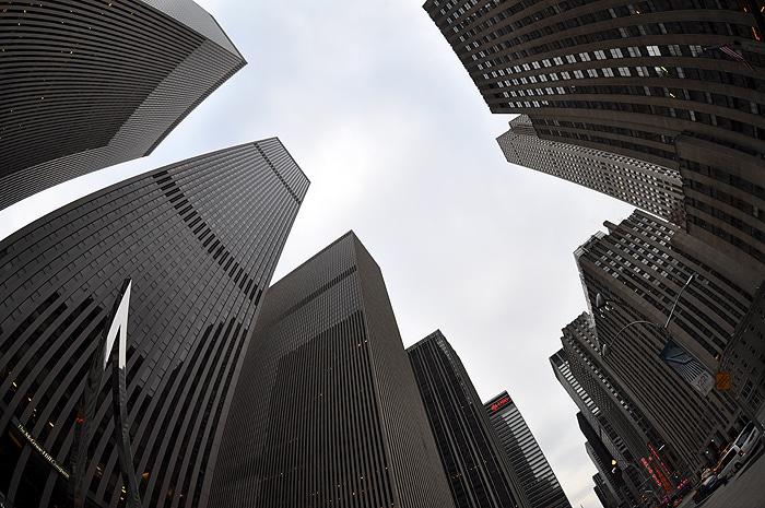 Wieżowce Rockefeller Center