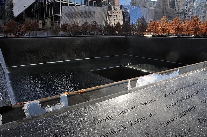 Pomnik ofiar WTC