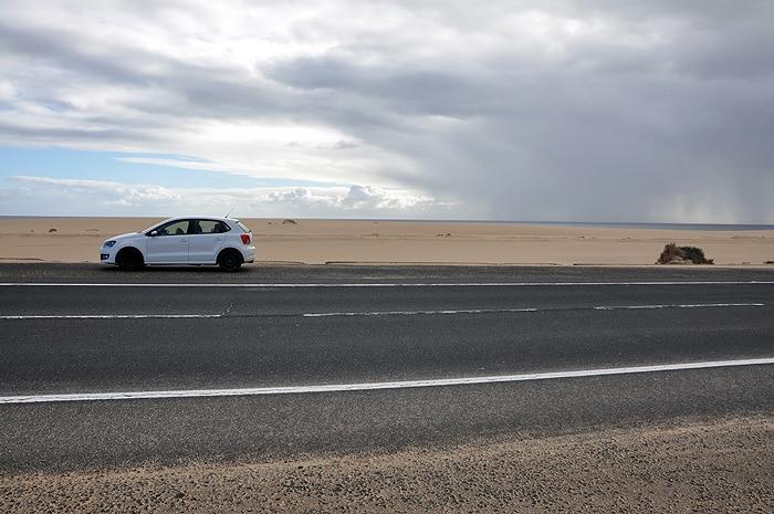 Plaże Corralejo