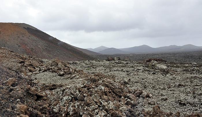 Krajobraz Timanfaya