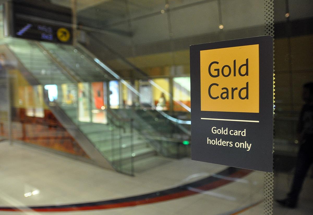 Metro Gold Cards