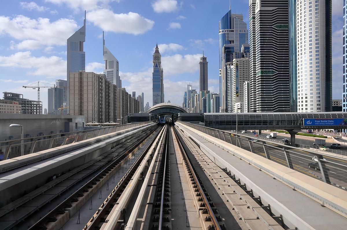 Dubai mertro