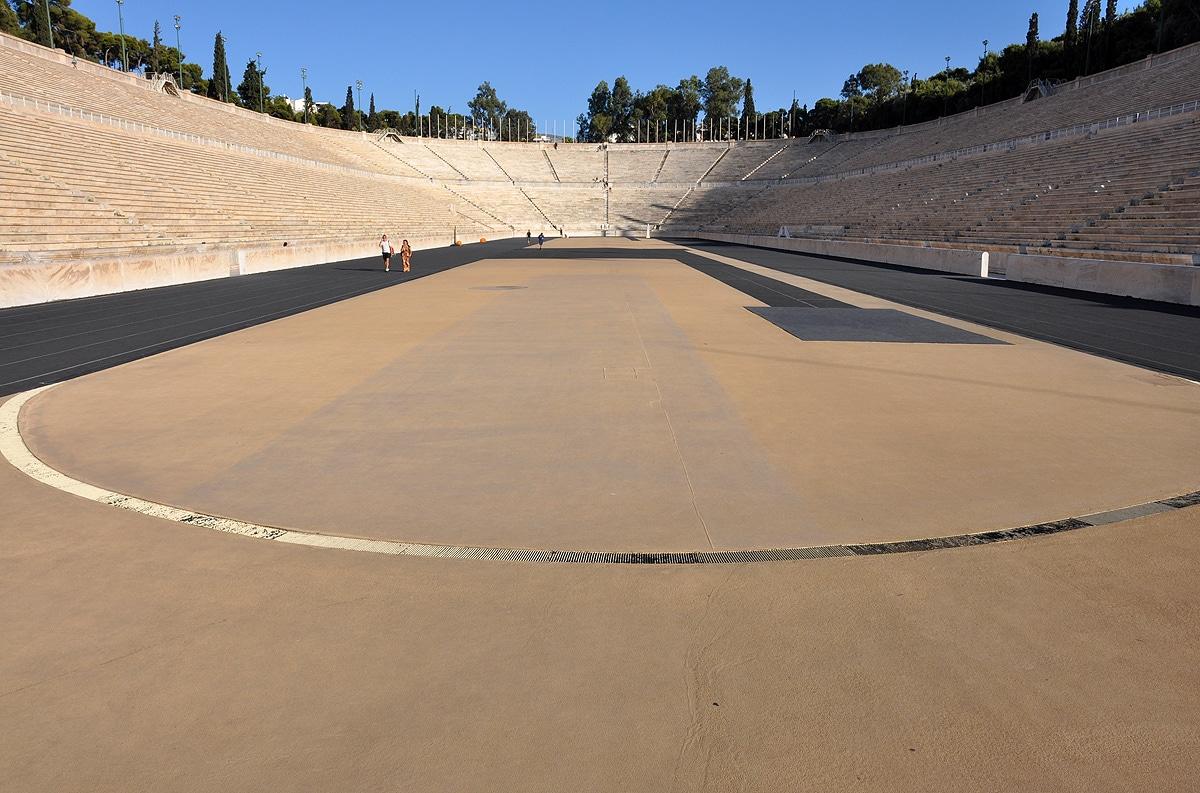 Stadion Panatejski w Atenach