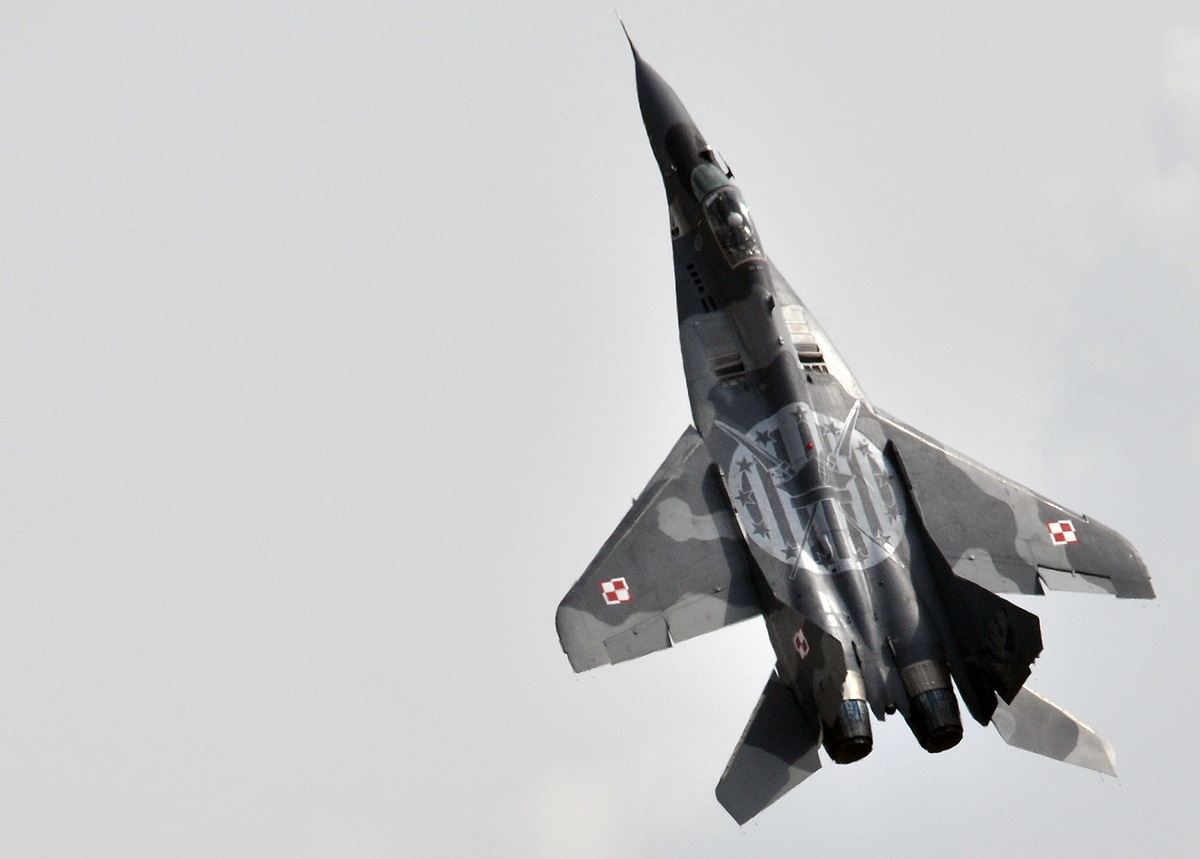 MiG-29 - Adrian Rojek