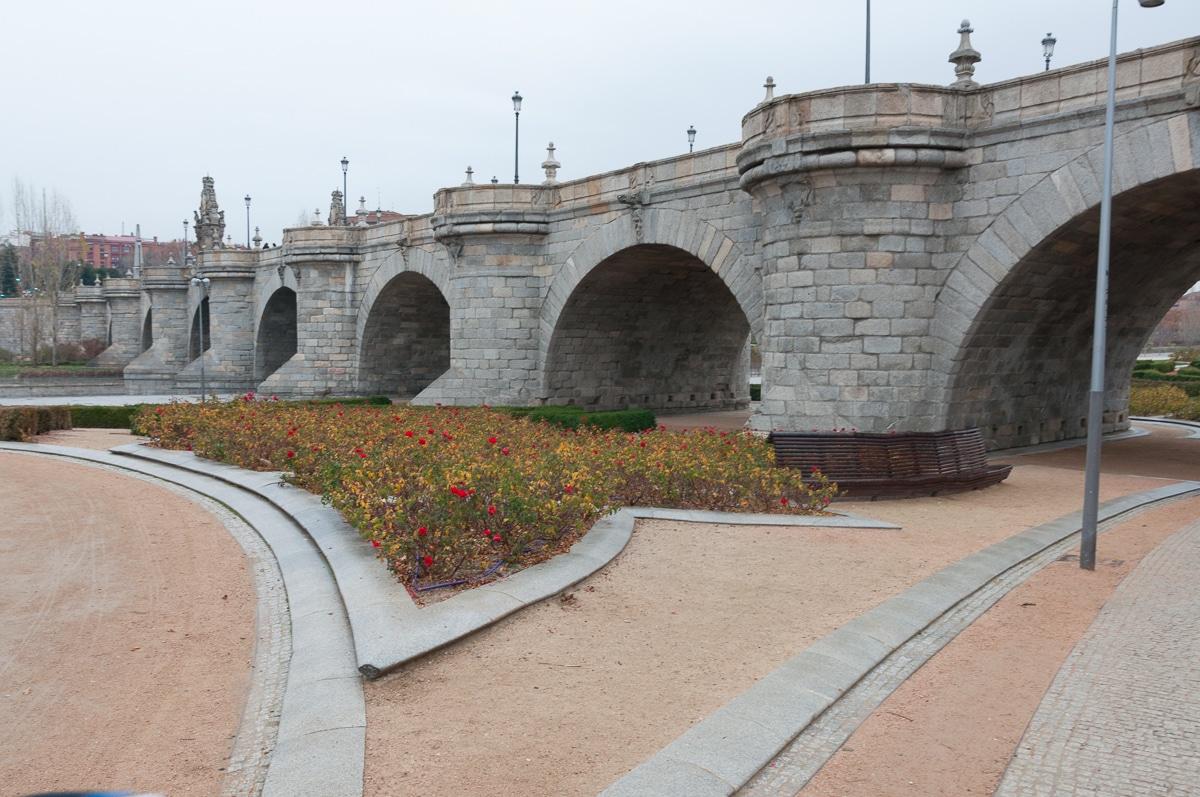 Park Rio, Madryt