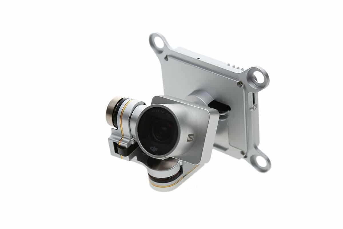 Phantom 3 camera (fot. DJI)