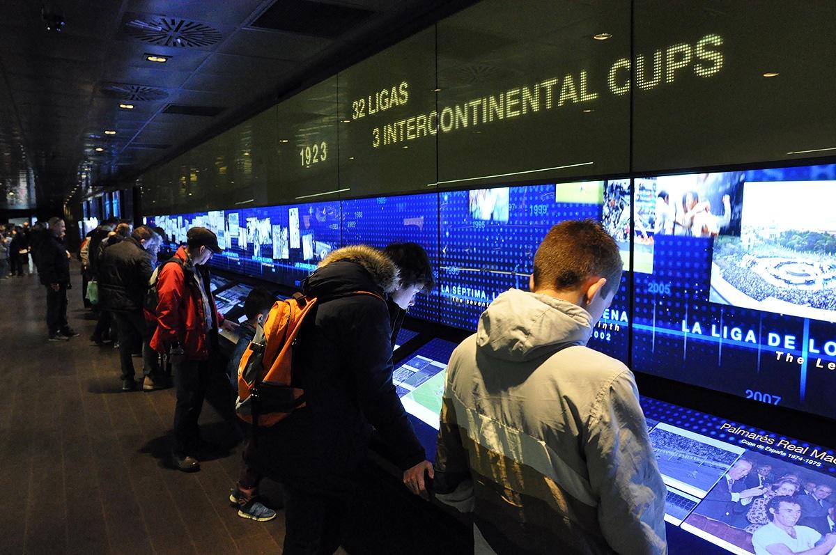 Muzeum klubu Real Madryt