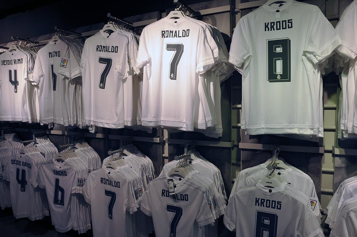 Sklep Realu Madryt