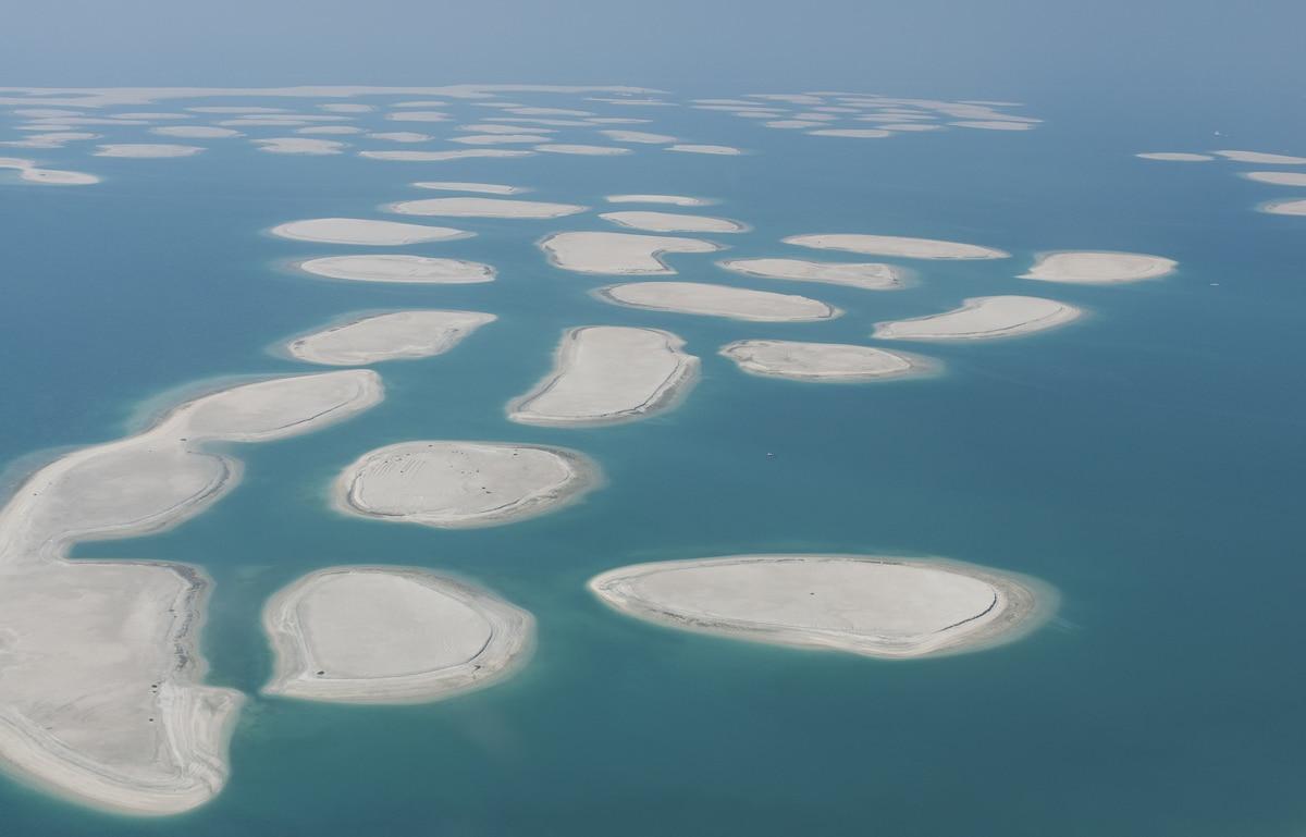 Dubaj - The World