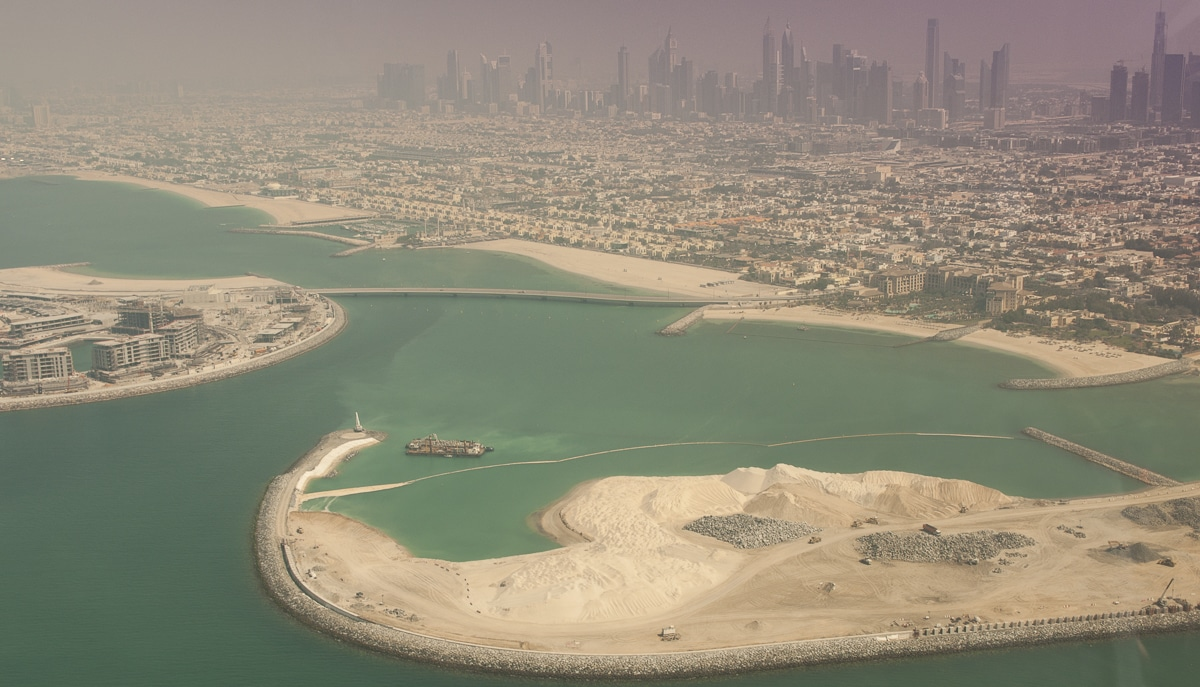 Dubai Islands