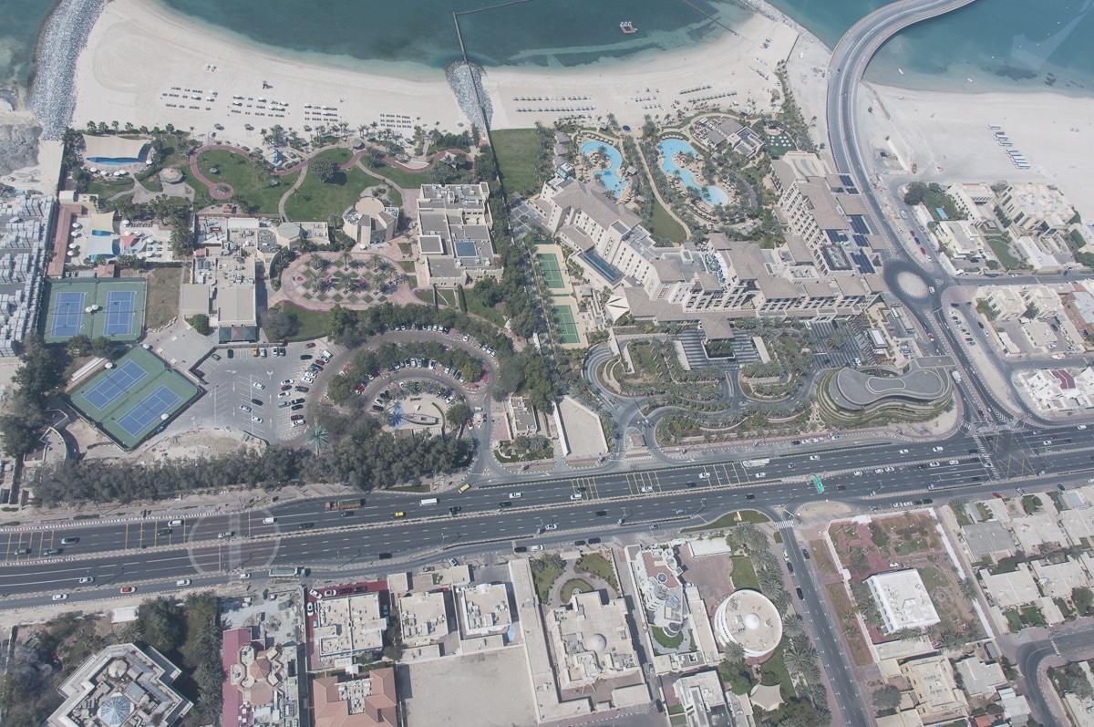 Dubai Jumeirah Road