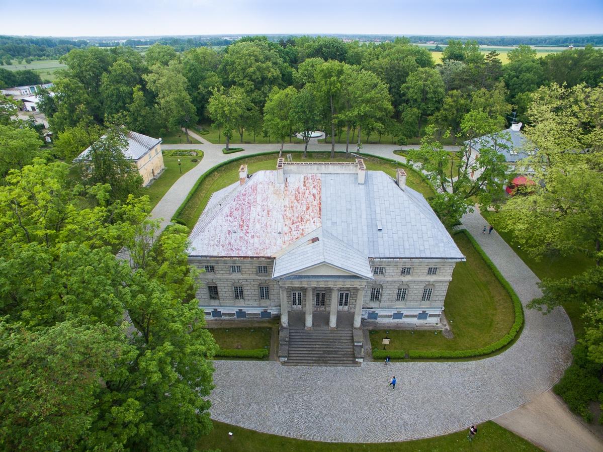 Młochów - pałac