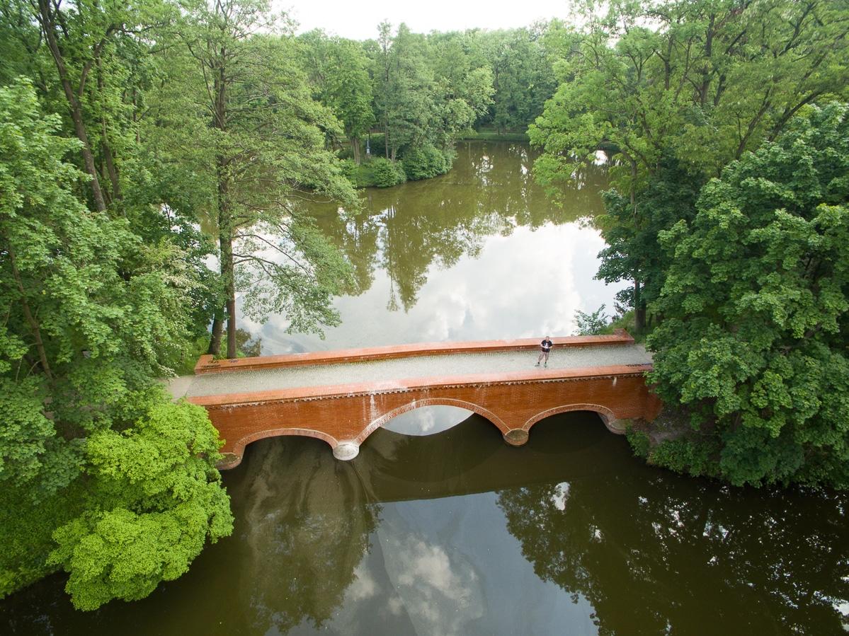 Park w Młochowie