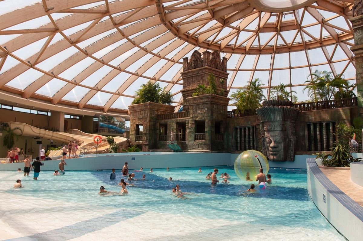 AquaWorld w Budapeszcie