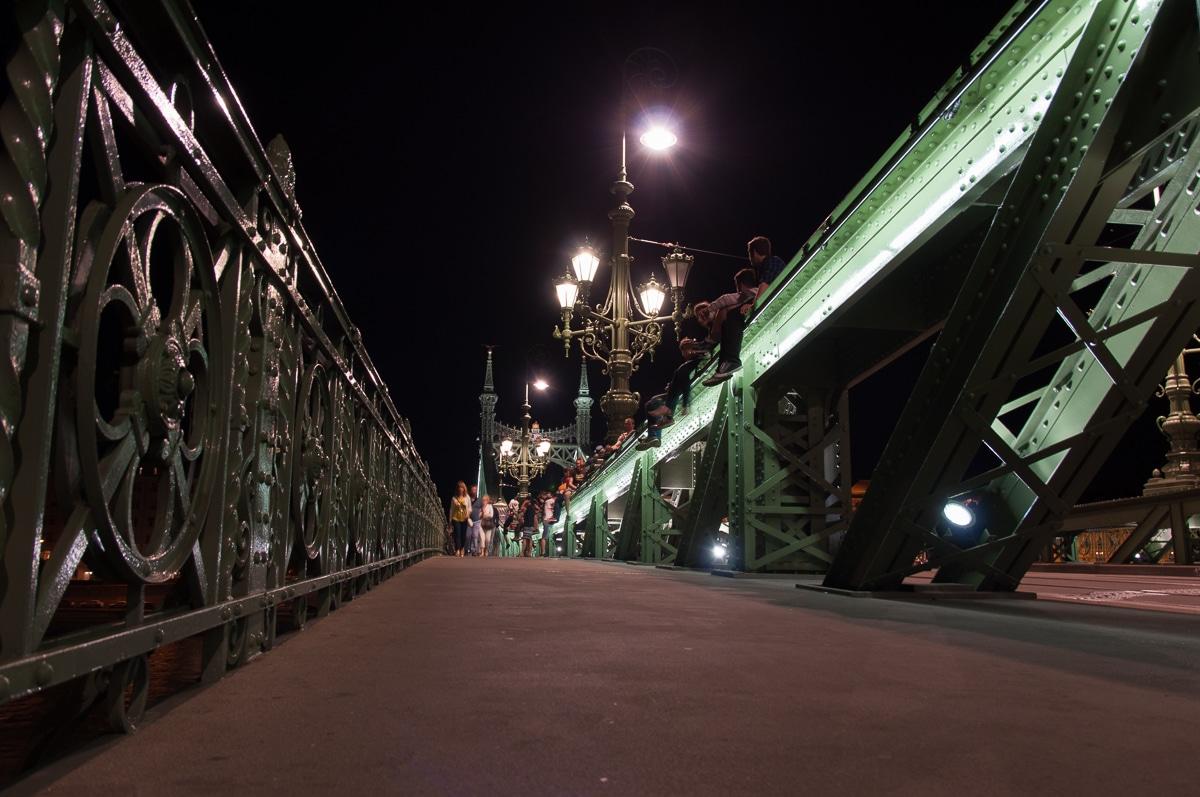 Most Wolności w Budapeszcie
