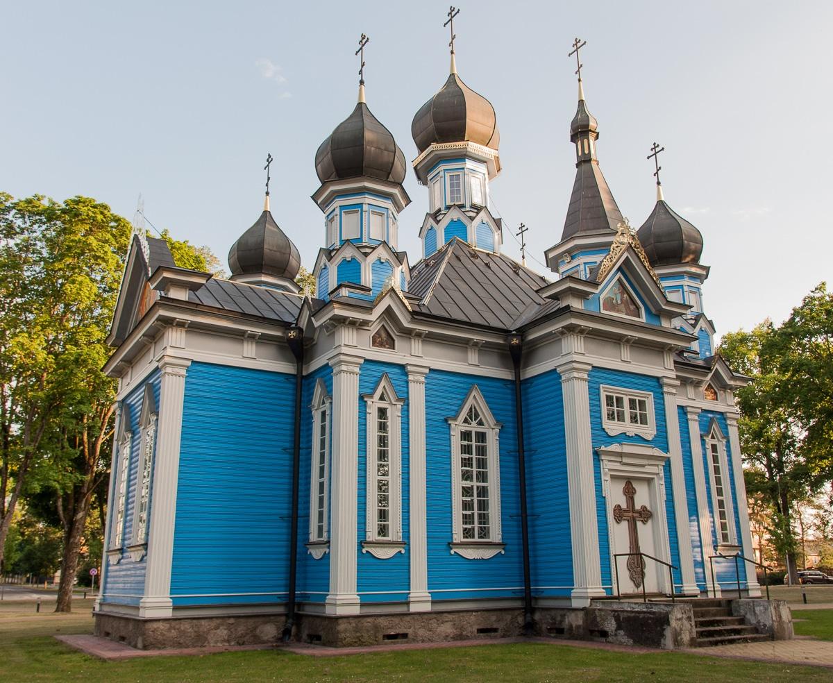 Cerkiew w Druskiennikach