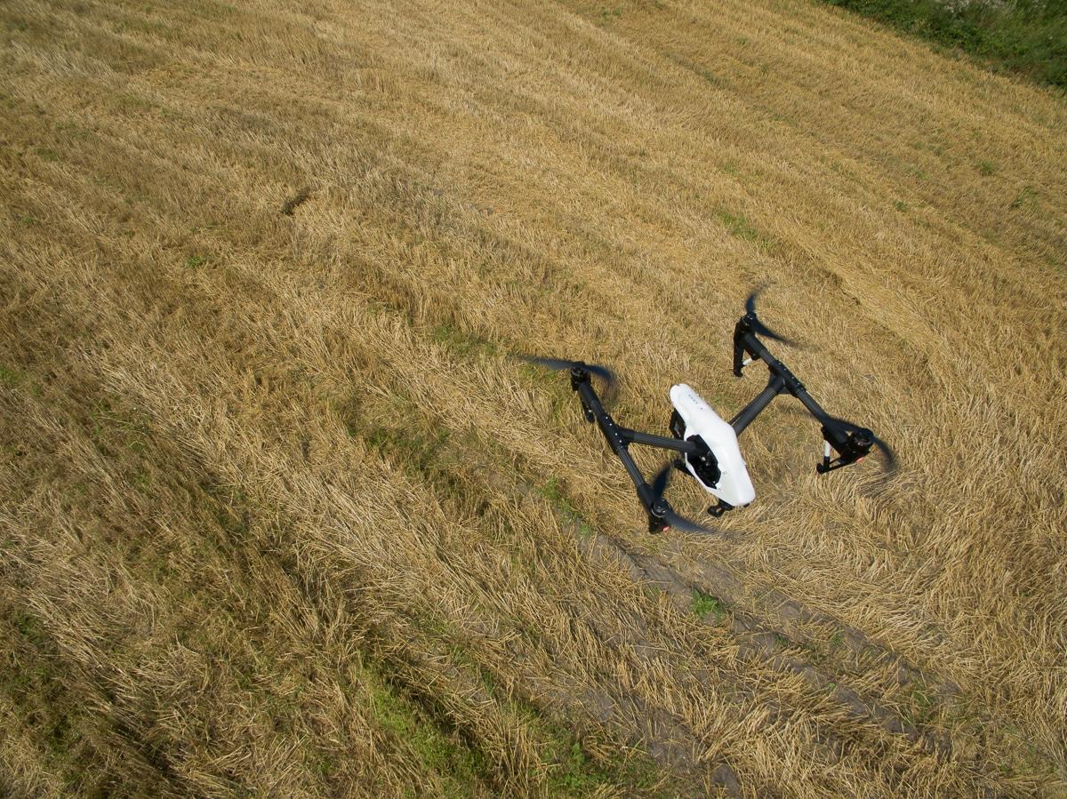 Dron Inspire 1